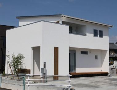 ツーバイフォー工法の住宅