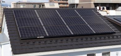 太陽光発電システム+蓄電池