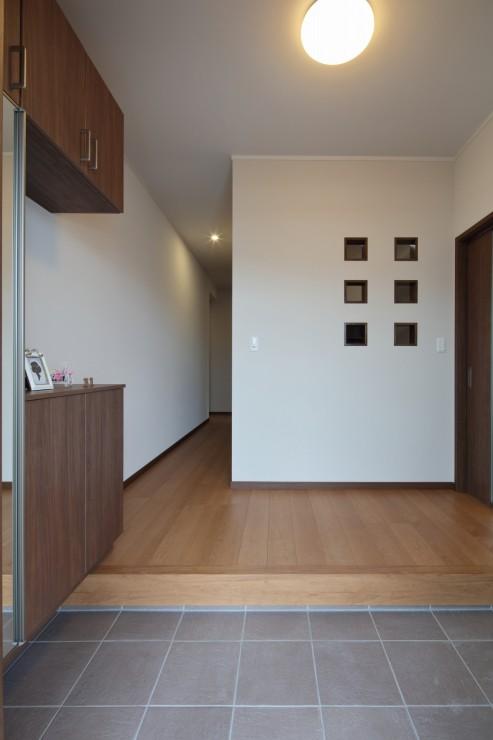 光冷暖を採用した収納たっぷり平屋の住まい