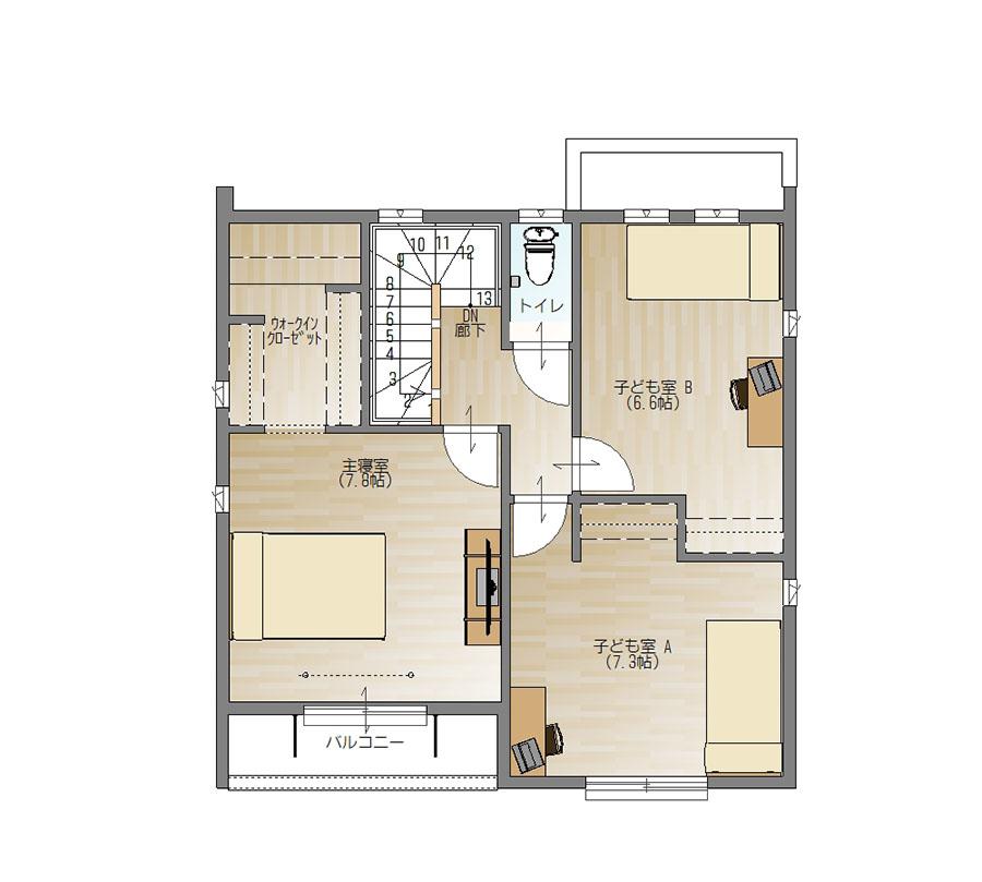 岐阜市 西島A|新築分譲・家具付き建売住宅 玄関手洗い&テレワークスペース完備のコロナ対策住宅。完成見学会開催中。